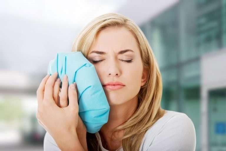 cura para dor de dente