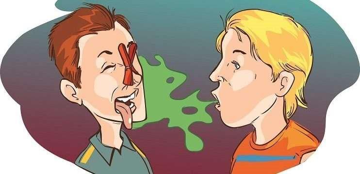 mau hálito como eliminar