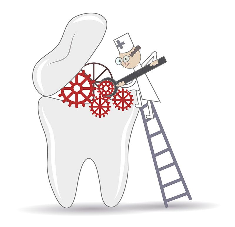 tratamento de dente canal